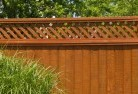 Anula Timber fencing 14